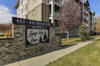 Photo 42: 202 612 111 Street in Edmonton: Zone 55 Condo for sale : MLS®# E4177549