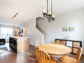"""Photo 8: 13 2495 DAVIES Avenue in Port Coquitlam: Central Pt Coquitlam Townhouse for sale in """"Arbour by Mosaic"""" : MLS®# R2434032"""
