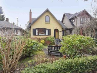 Main Photo: 5535 TRAFALGAR Street in Vancouver: Kerrisdale House for sale (Vancouver West)  : MLS®# R2436712
