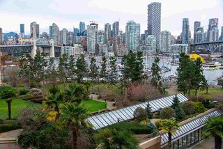 """Photo 2: 501 1470 PENNYFARTHING Drive in Vancouver: False Creek Condo for sale in """"HARBOUR COVE II"""" (Vancouver West)  : MLS®# R2451821"""