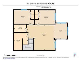 Photo 50: 404 CRIMSON Drive: Sherwood Park House for sale : MLS®# E4201453