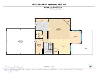 Photo 48: 404 CRIMSON Drive: Sherwood Park House for sale : MLS®# E4201453