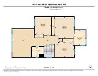 Photo 49: 404 CRIMSON Drive: Sherwood Park House for sale : MLS®# E4201453