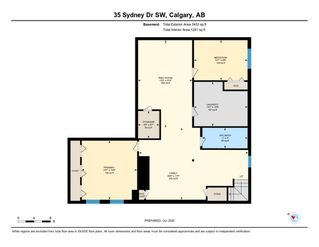 Photo 44: 35 Sydney Drive SW in Calgary: Southwood Detached for sale : MLS®# A1040691