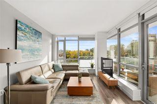 Photo 5: 507 838 Broughton St in : Vi Downtown Condo for sale (Victoria)  : MLS®# 858320