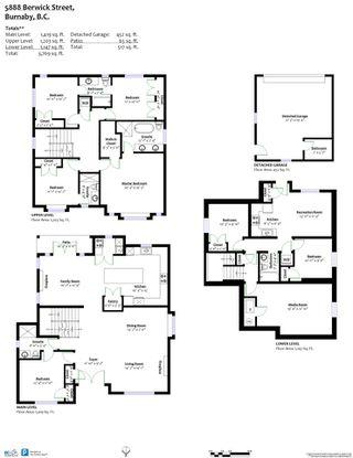 Photo 29: 5888 BERWICK Street in Burnaby: Upper Deer Lake House for sale (Burnaby South)  : MLS®# R2516808