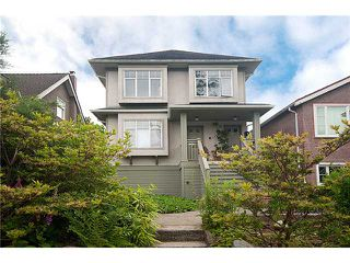 Photo 1: 34 W 19TH Avenue in Vancouver: Cambie House for sale (Vancouver West)  : MLS®# V838695