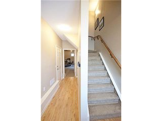 Photo 5: 164 CRAWFORD DRIVE: Cochrane Townhouse for sale : MLS®# C3454143