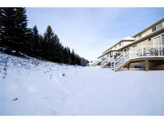 Photo 2: 164 CRAWFORD DRIVE: Cochrane Townhouse for sale : MLS®# C3454143