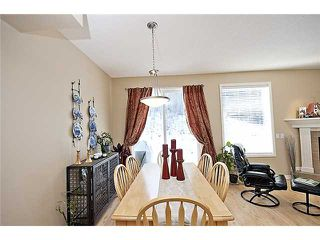 Photo 6: 164 CRAWFORD DRIVE: Cochrane Townhouse for sale : MLS®# C3454143