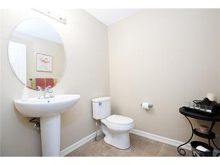 Photo 12: 164 CRAWFORD DRIVE: Cochrane Townhouse for sale : MLS®# C3454143
