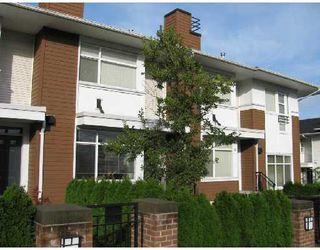 "Photo 1: 13 6539 ELGIN Avenue in Burnaby: Forest Glen BS Townhouse for sale in ""OAKWOOD"" (Burnaby South)  : MLS®# V738347"
