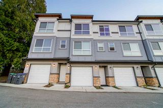 Main Photo: 20 6162 138ST Street in Surrey: Sullivan Station Townhouse for sale : MLS®# R2412953
