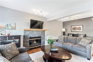 Photo 6: 89 PATINA Park SW in Calgary: Patterson Row/Townhouse for sale : MLS®# C4292890