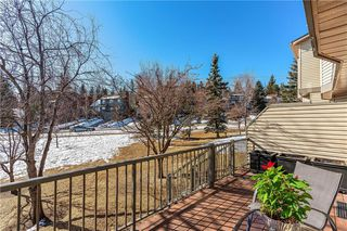 Photo 18: 89 PATINA Park SW in Calgary: Patterson Row/Townhouse for sale : MLS®# C4292890