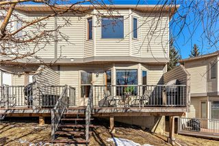 Photo 33: 89 PATINA Park SW in Calgary: Patterson Row/Townhouse for sale : MLS®# C4292890