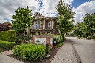 """Photo 1: 410 7339 MACPHERSON Avenue in Burnaby: Metrotown Condo for sale in """"Cadence"""" (Burnaby South)  : MLS®# R2463401"""