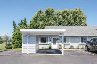 """Main Photo: 31 23580 DEWDNEY TRUNK Road in Maple Ridge: Cottonwood MR Townhouse for sale in """"ST. GEORGE'S VILLAGE"""" : MLS®# R2477299"""