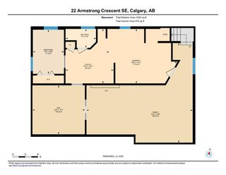 Photo 28: 22 ARMSTRONG Crescent SE in Calgary: Acadia Detached for sale : MLS®# A1015529