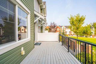 Photo 46: 50 2336 ASPEN Trail: Sherwood Park Townhouse for sale : MLS®# E4214868