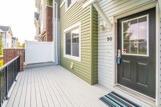 Photo 3: 50 2336 ASPEN Trail: Sherwood Park Townhouse for sale : MLS®# E4214868