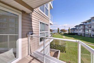 """Photo 16: 233 5880 DOVER Crescent in Richmond: Riverdale RI Condo for sale in """"WATERSIDE"""" : MLS®# R2501420"""