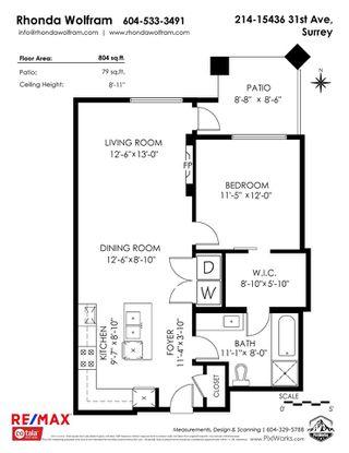 "Photo 40: 214 15436 31 Avenue in Surrey: Grandview Surrey Condo for sale in ""HEADWATERS CLUB"" (South Surrey White Rock)  : MLS®# R2509329"