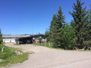 """Main Photo: 12827 MEADOW HEIGHTS Road in Fort St. John: Fort St. John - Rural W 100th Manufactured Home for sale in """"MEADOW HEIGHTS"""" (Fort St. John (Zone 60))  : MLS®# R2513549"""