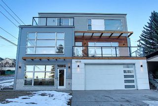 Main Photo: 4520 22 Avenue NW in Calgary: Montgomery Detached for sale : MLS®# A1052072