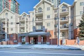 Main Photo: 523 126 14 Avenue SW in Calgary: Beltline Apartment for sale : MLS®# A1061041