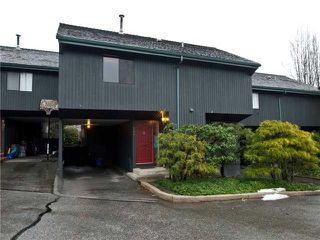 "Photo 1: 306 4001 MT SEYMOUR Parkway in North Vancouver: Dollarton Townhouse for sale in ""THE MAPLES"" : MLS®# V860063"