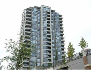 """Photo 1: 904 4178 DAWSON Street in Burnaby: Brentwood Park Condo for sale in """"TANDEM"""" (Burnaby North)  : MLS®# V720086"""