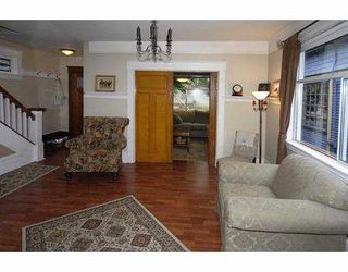 Photo 6: 1141 MCLEAN Drive in Vancouver: Grandview VE House for sale (Vancouver East)  : MLS®# V720822