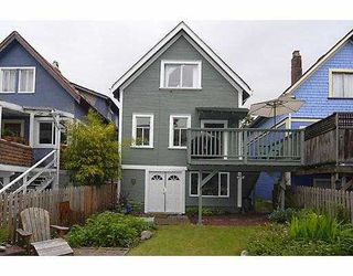Photo 4: 1141 MCLEAN Drive in Vancouver: Grandview VE House for sale (Vancouver East)  : MLS®# V720822