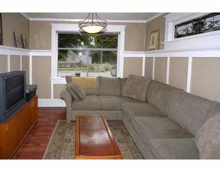 Photo 7: 1141 MCLEAN Drive in Vancouver: Grandview VE House for sale (Vancouver East)  : MLS®# V720822
