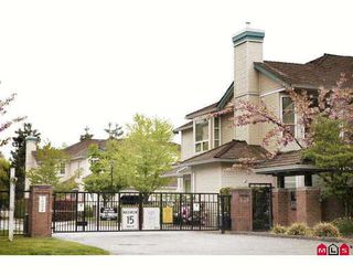 "Photo 1: 216 10038 150TH Street in Surrey: Guildford Condo for sale in ""Mayfield Green"" (North Surrey)  : MLS®# F2909330"