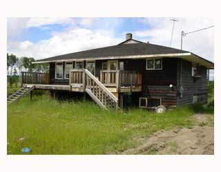 """Photo 2: 9840 AIRPORT Road in Fort_St._James: Fort St. James - Rural House for sale in """"AIRPORT ROAD"""" (Fort St. James (Zone 57))  : MLS®# N194046"""