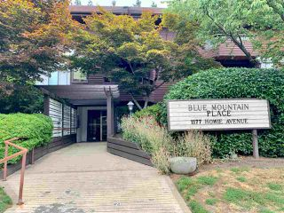 "Main Photo: 302 1177 HOWIE Avenue in Coquitlam: Central Coquitlam Condo for sale in ""BLUE MOUNTAIN PLACE"" : MLS®# R2394839"