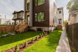 Main Photo: 11435 101 Street in Edmonton: Zone 08 House Half Duplex for sale : MLS®# E4174103