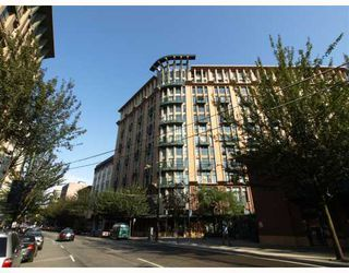 "Photo 2: 419 22 E CORDOVA Street in Vancouver: Downtown VE Condo for sale in ""Van Horne"" (Vancouver East)  : MLS®# V780165"