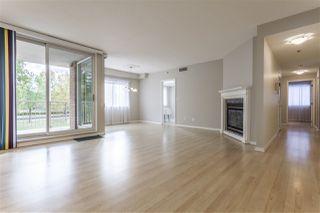 Photo 2: 205 8728 GATEWAY Boulevard in Edmonton: Zone 15 Condo for sale : MLS®# E4178345
