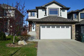 Photo 1: 412 CRIMSON Drive: Sherwood Park House for sale : MLS®# E4191163