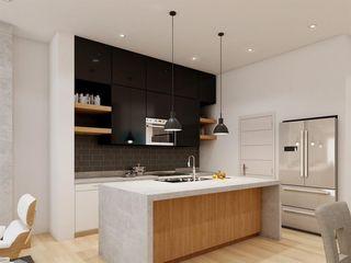 Photo 3: 56 Wingate Way: Fort Saskatchewan House Half Duplex for sale : MLS®# E4196448