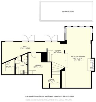 Photo 50: 13 GLEN MEADOW Crescent: St. Albert House for sale : MLS®# E4206137