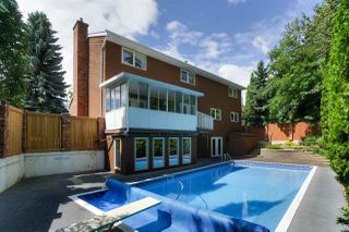 Photo 46: 13 GLEN MEADOW Crescent: St. Albert House for sale : MLS®# E4206137