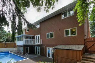 Photo 43: 13 GLEN MEADOW Crescent: St. Albert House for sale : MLS®# E4206137