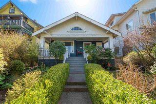 Photo 1: 4448 W 4TH Avenue in Vancouver: Point Grey House for sale (Vancouver West)  : MLS®# R2480676
