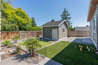 "Photo 30: 4934 55B Street in Delta: Hawthorne House for sale in ""HAWTHORNE"" (Ladner)  : MLS®# R2482667"