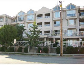 "Photo 1: 304 525 AGNES Street in New_Westminster: Downtown NW Condo for sale in ""AGNES TERRACE"" (New Westminster)  : MLS®# V784575"
