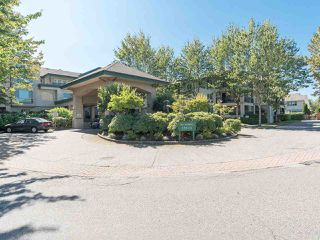 "Photo 1: 323 19528 FRASER Highway in Surrey: Cloverdale BC Condo for sale in ""Fairmont on the Boulevard"" (Cloverdale)  : MLS®# R2496518"